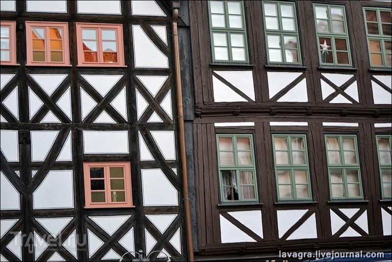 В городе Эрфурт, Германия / Фото из Германии