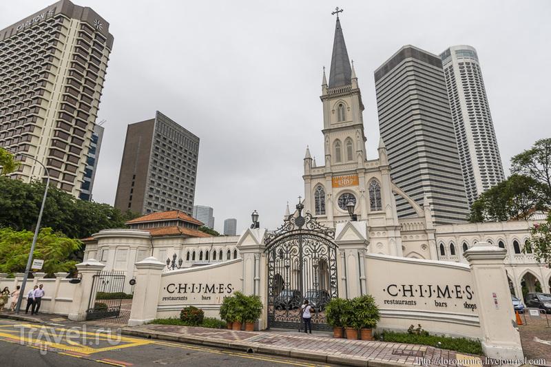 """""""Чимес"""" в Сингапуре / Фото из Сингапура"""