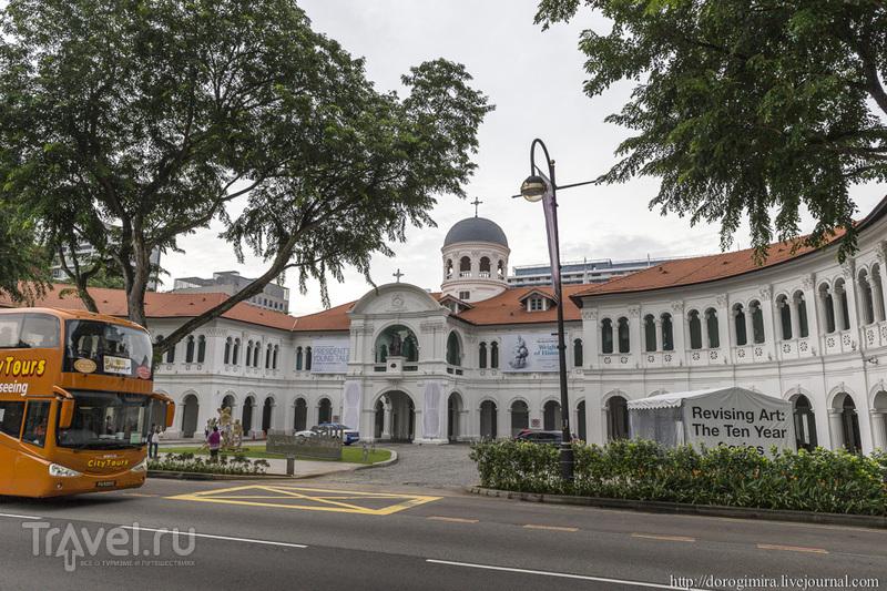 Музей искусств в Сингапуре / Фото из Сингапура