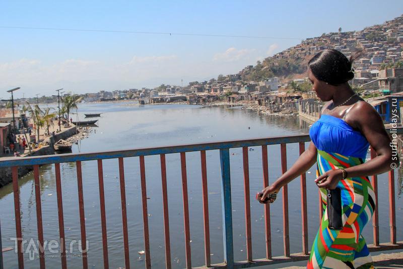 Путешествие по Гаити. Серфинг, замок и попытка вернуться домой / Гаити