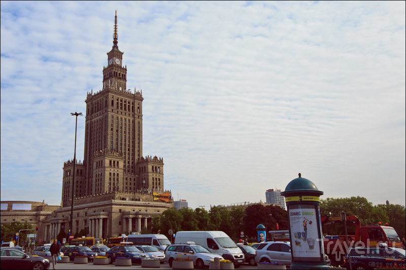 В Варшаве, Польша / Фото из Польши