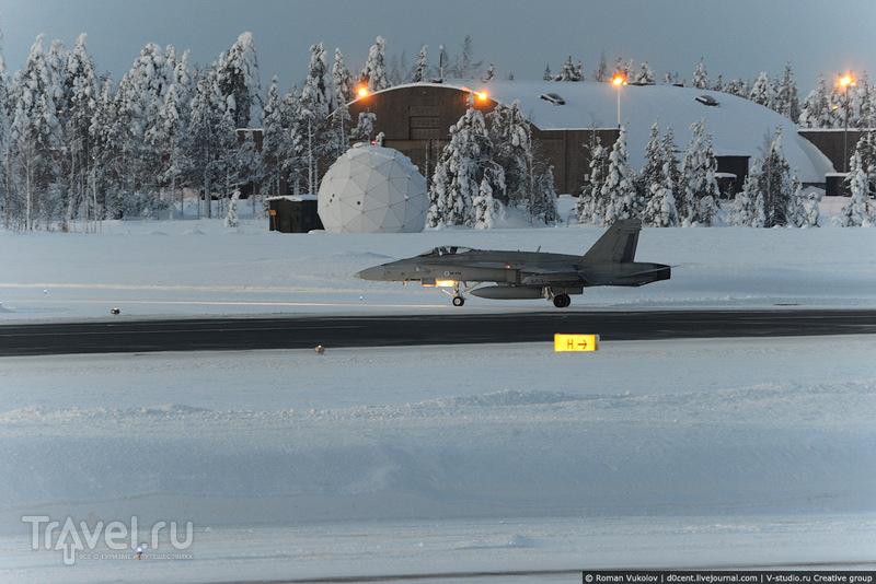 Рованиеми, в гостях у Санта Клауса / Финляндия