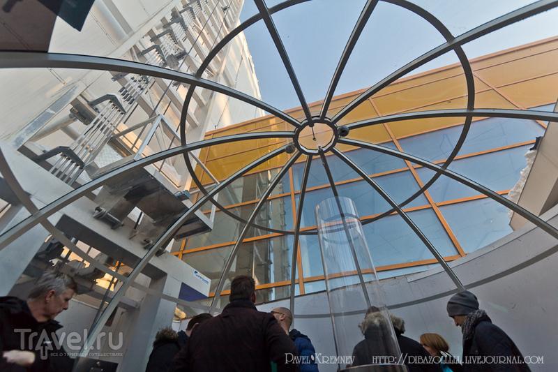 Смотровая площадка Skyview в Стокгольме, Швеция / Фото из Швеции