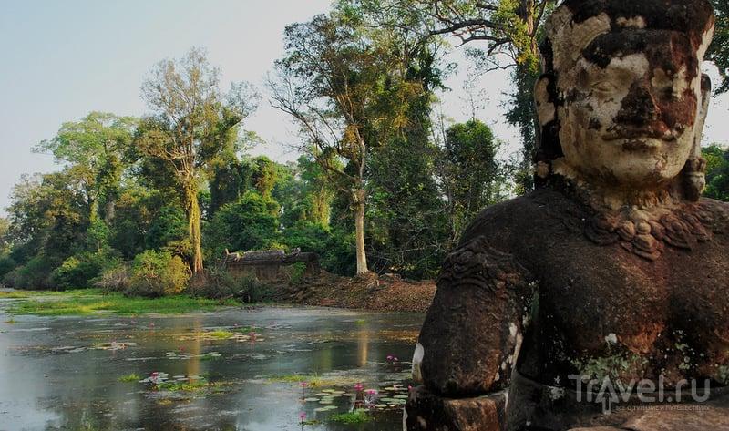 Храм Пре-Кан (Preah Khan), Камбоджа / Фото из Камбоджи