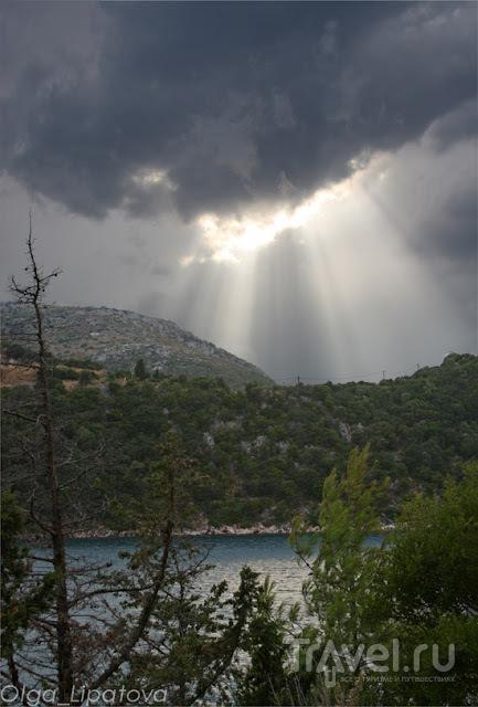 Итака, осень / Греция