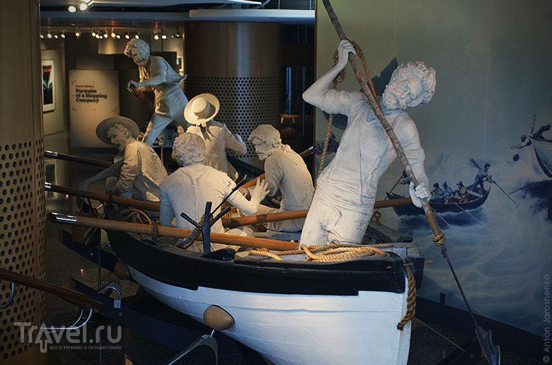 В Национальном Морском музее в Сиднее, Австралия / Фото из Австралии