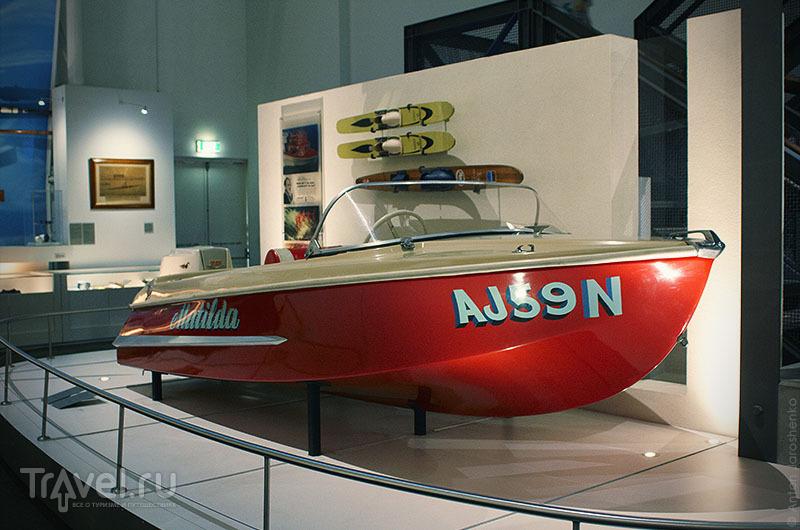 Национальный Морской музей в Сиднее / Фото из Австралии