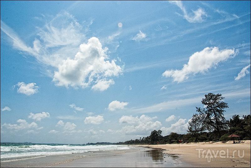 На острове Бинтан, Индонезия / Фото из Индонезии