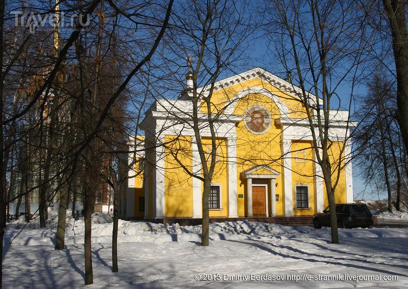 Ильинский собор в Рязани / Фото из России