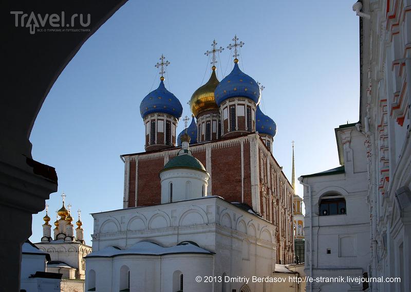 Успенский собор в Рязани / Фото из России