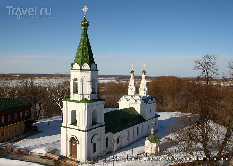 Церковь Святого Духа в Рязани / Фото из России