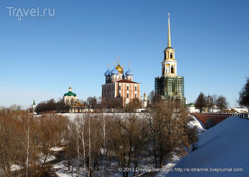 Рязань - Константиново / Фото из России