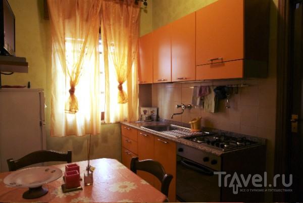 Сказочные апартаменты на Гаргано для тех кто путешествует на автомобиле / Италия