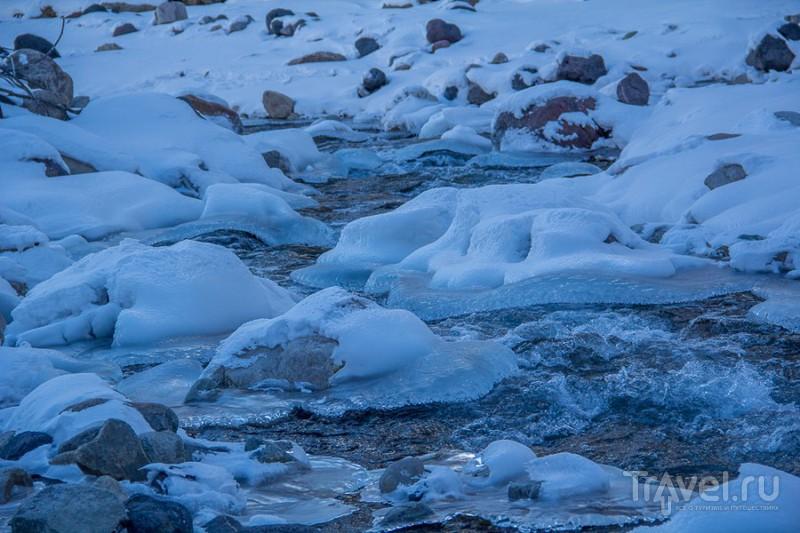 Приэльбрусье. Январь 2013 г. / Фото из России