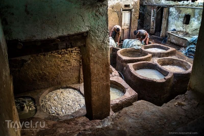В Фесе, Марокко / Фото из Марокко