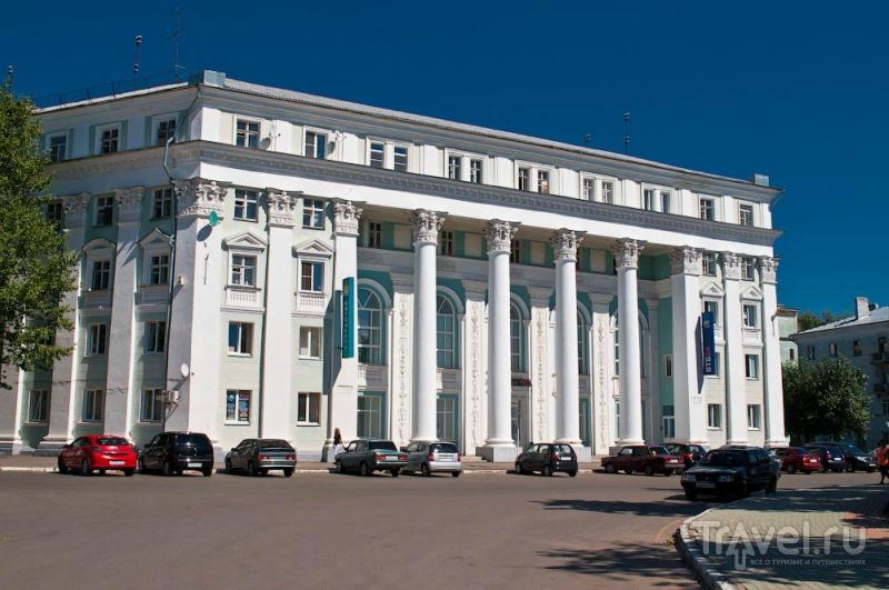 Дзержинск город химиков / Россия