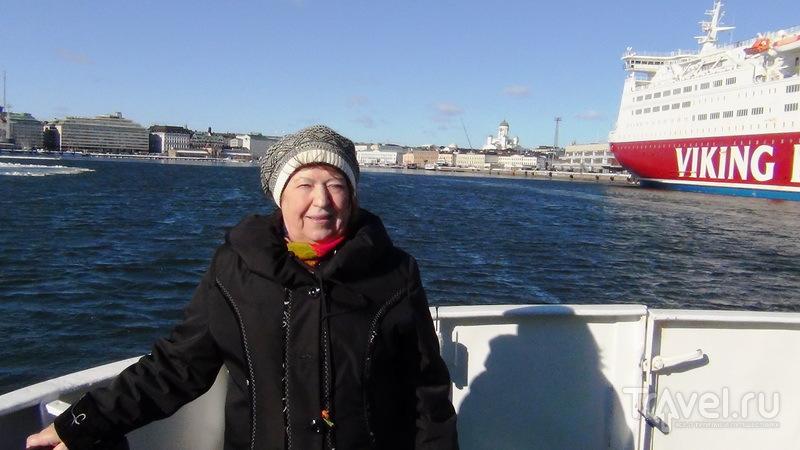 Пять причин поехать отдыхать в Финляндию зимой в возрасте 70+ / Финляндия
