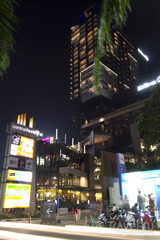Ночная Паттайя / Таиланд