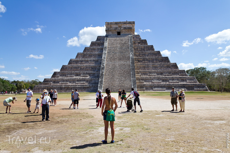 Чичен-Ица / Фото из Мексики
