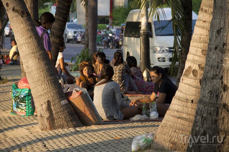Паттайя. Из жизни отдыхающих / Таиланд