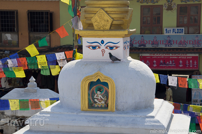 Боднатх и Пашупатинатх, Катманду / Фото из Непала