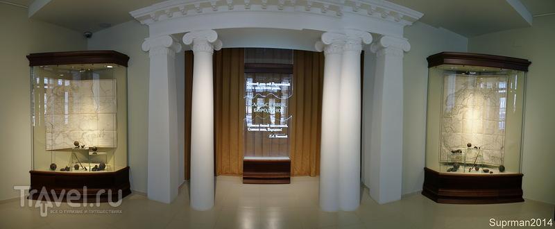 Бородинский музей / Россия