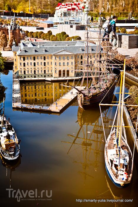 Мадуродам: Голландия в миниатюре / Фото из Нидерландов