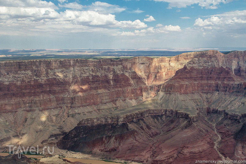 USA Wedding Trip: Гранд-Каньон с вертолета / Фото из США