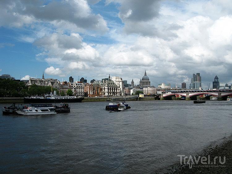Река Темза / Фото из Великобритании