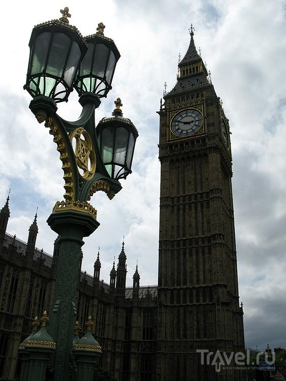 Биг-Бэн / Фото из Великобритании