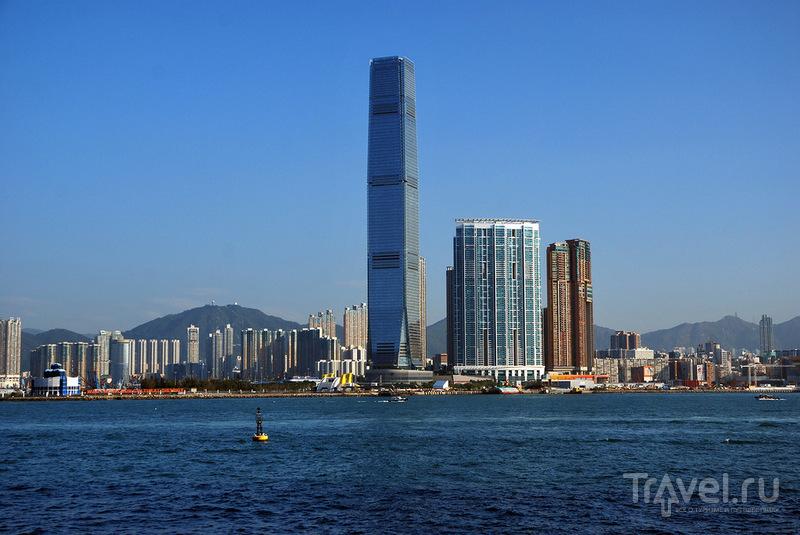 """Смотровая площадка """"Скай-100"""", Гонконг / Фото из Макао"""