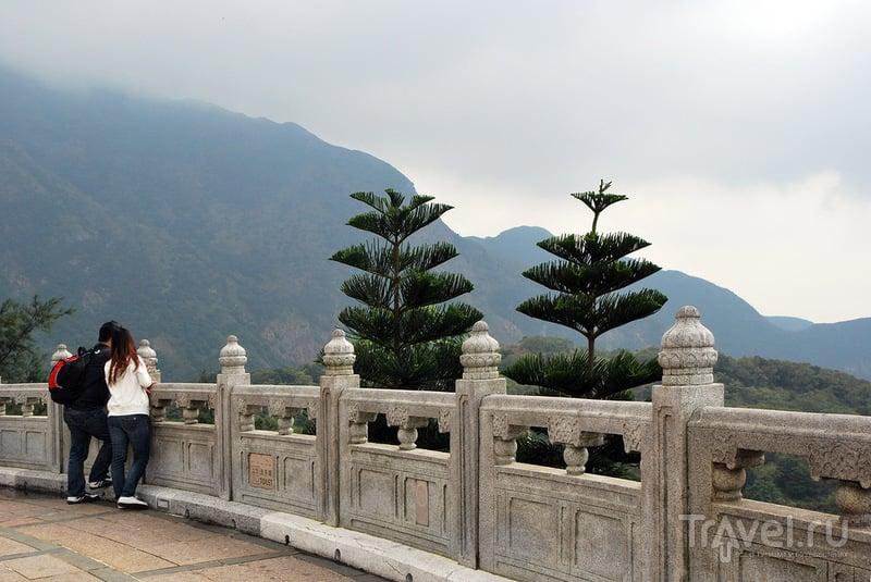 """Wisdom path -""""Тропа мудрости"""", Гонконг / Фото из Макао"""