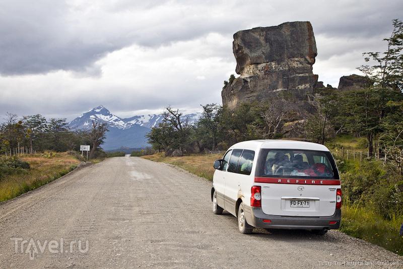 Скала Стул Дьявола, Чили / Фото из Чили