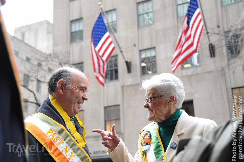День Святого Патрика 2013 в Нью-Йорке / Фото из США