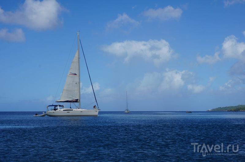 Мартиника. Кусочек Франции в Карибском море / Фото с Мартиники