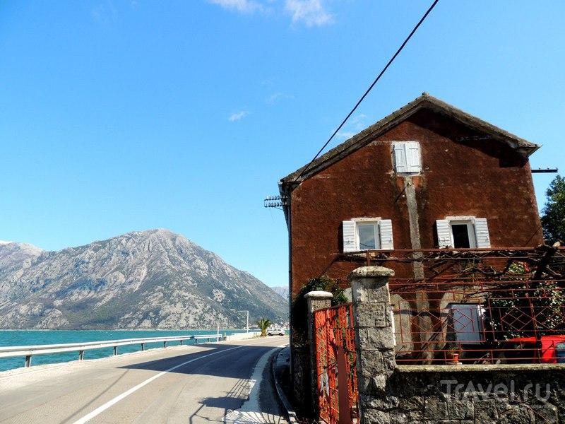 Черногория и Бока-Которска в середине марта / Фото из Черногории