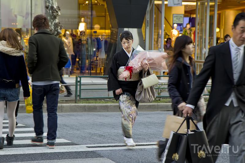 Февраль и немного марта в Японии / Фото из Японии