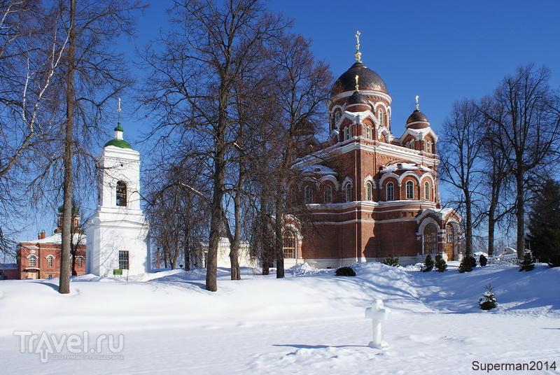 Спасо-Бородинский монастырь / Россия