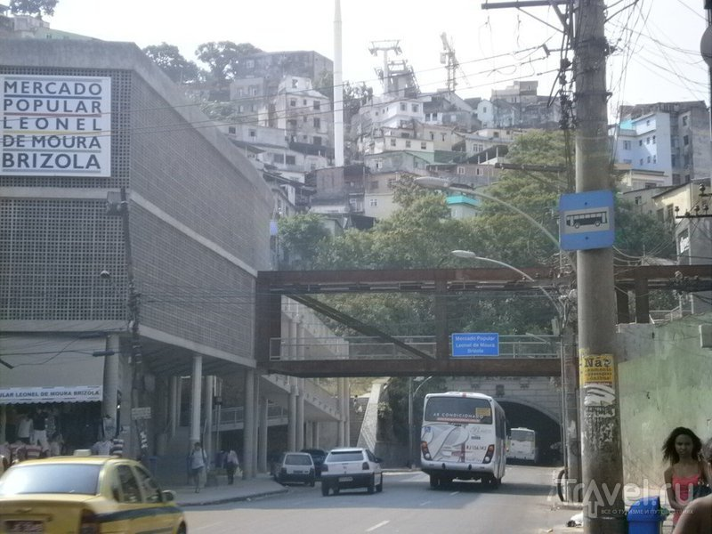 Рио-де-Жанейро. Фавелы / Бразилия