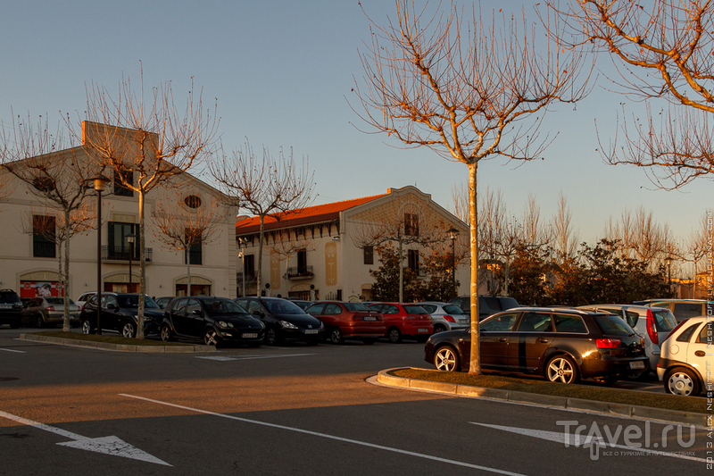 Рай для шопоголика - La Roca Village / Фото из Испании