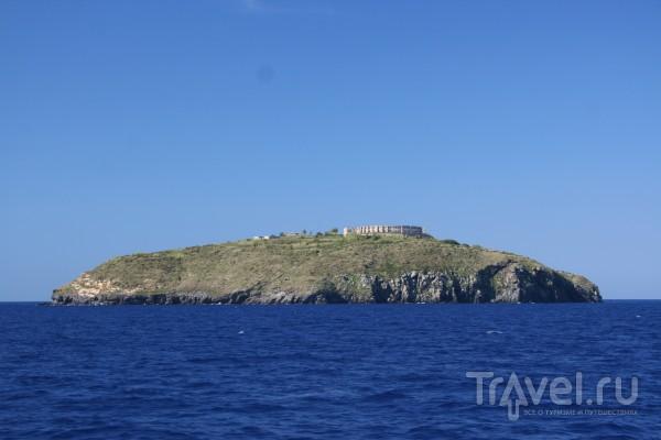 Маленькие итальянские острова: Понца, Пальмарола / Италия