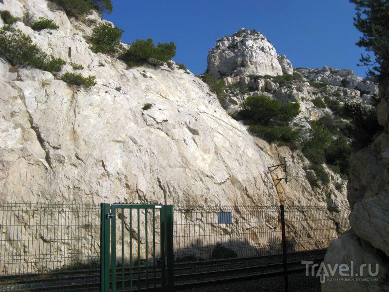 Хайкинг в окрестностях Марселя / Фото из Франции