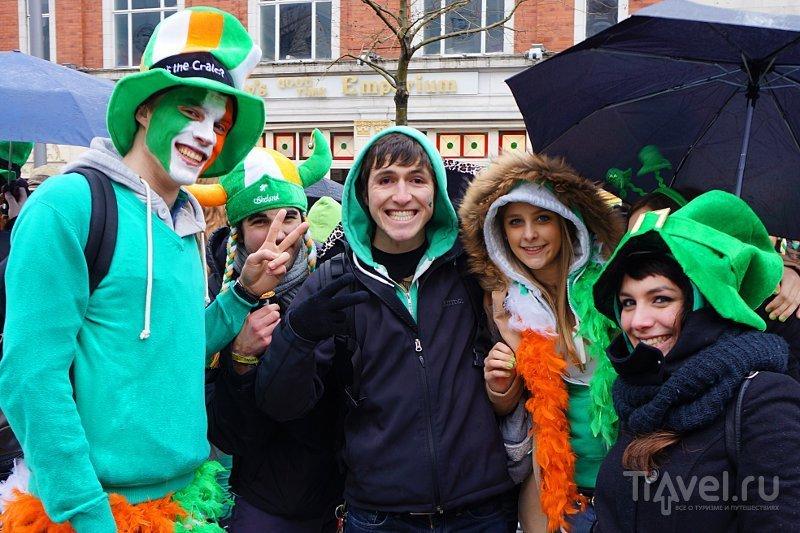 Патрикеев день 2013 / Фото из Ирландии