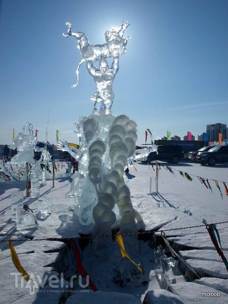 Праздник солнца или День оленевода в Якутске / Фото из России