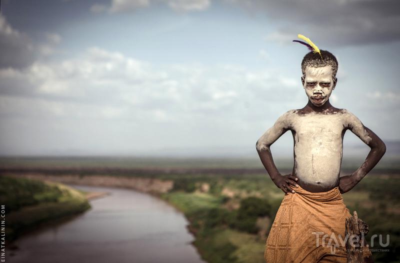 Племя Каро / Эфиопия