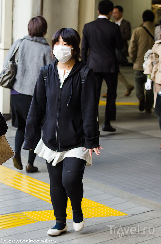 Немного о японских банях / Фото из Японии