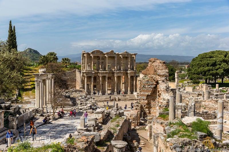 Эфес, Турция / Фото из Турции
