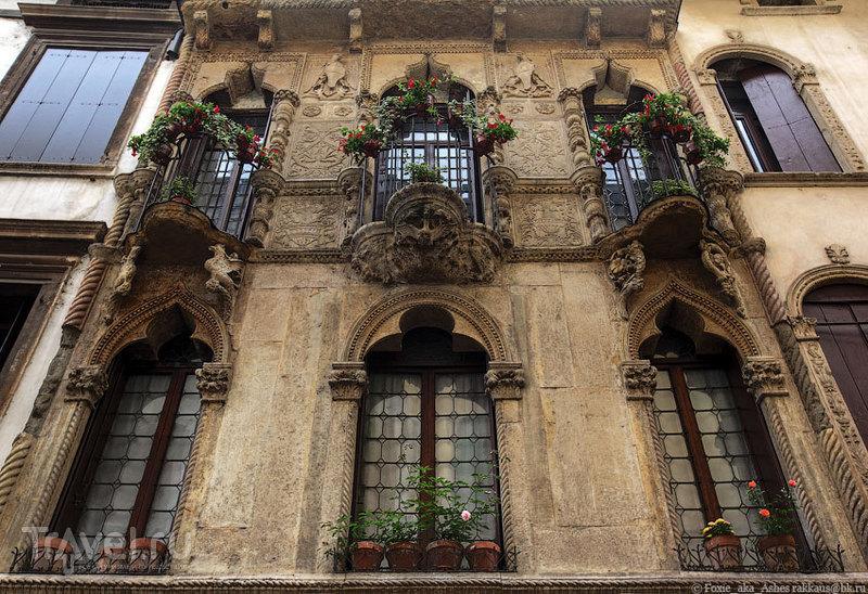 Дом Пигафетта в Виченце, Италия / Фото из Италии