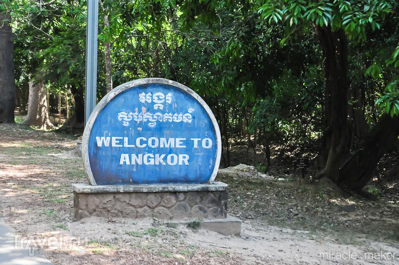 Храмы Ангкора / Фото из Камбоджи