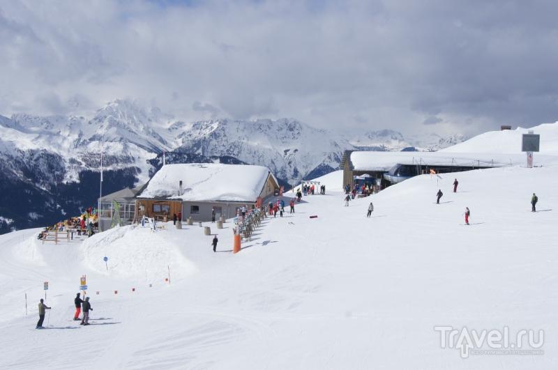 Завтрак пастуха и лыжника / Швейцария